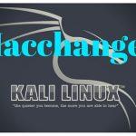 Cambia tu dirección mac con Macchanger en Kali Linux