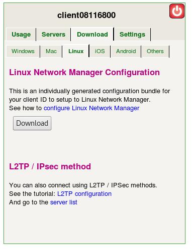 Instalación y configuración de una VPN en Kali Linux
