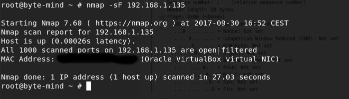 Escaneando la red con nmap en Kali Linux