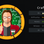 HackTheBox machines – Craft