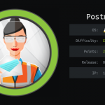 HackTheBox machines – Postman