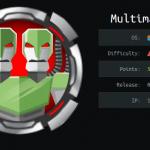 HackTheBox machines – Multimaster Writeup