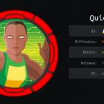 HackTheBox machines – Quick WriteUp