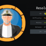 HackTheBox machines – Resolute WriteUp