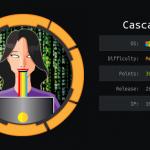 HackTheBox machines – Cascade WriteUp