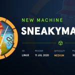 HackTheBox machines – SneakyMailer WriteUp