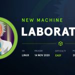 HackTheBox machines – Laboratory WriteUp
