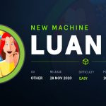 HackTheBox machines – Luanne WriteUp