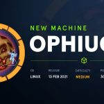 HackTheBox machines – Ophiuchi WriteUp