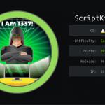 HackTheBox machines – ScriptKiddie WriteUp