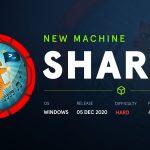 HackTheBox machines – Sharp WriteUp